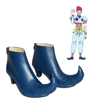 Hunter × Hunter Hisoka Faschings Manga Stiefel