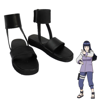 Naruto Hyūga Hinata Cosplay Shoes UK