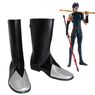 Fate/Zero Diarmuid Ua Duibhne Cosplay Shoes UK