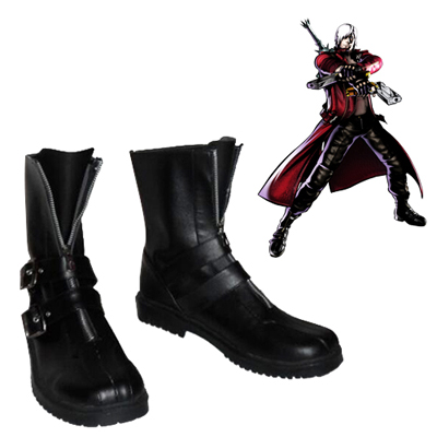 Devil May Cry Dante Chaussures Carnaval Cosplay