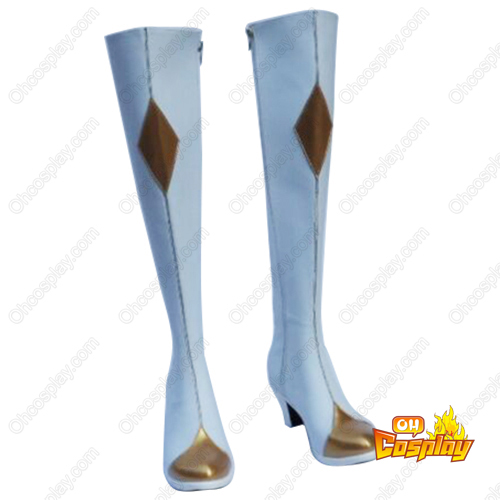 Code Geass C.C. Cosplay Shoes NZ