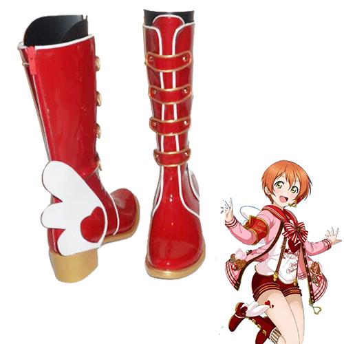 Love Live! Rin Hoshizora Valentine Chocolate Karneval Stövlar