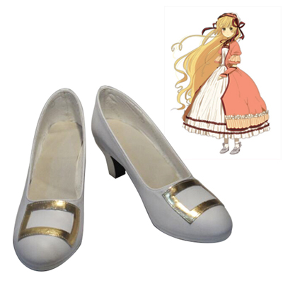 Gosick Victorique De Blois Cosplay Shoes UK
