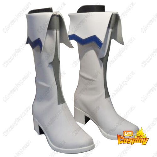 Sword Art Online Calibur Asuna Chaussures Carnaval Cosplay