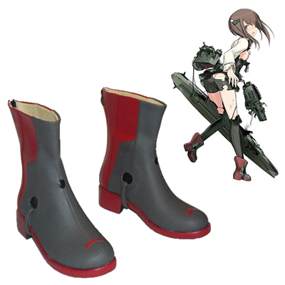 Zapatos Kantai Collection Taihō Cosplay Botas