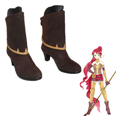 RWBY Pyrrha Nikos Cosplay Shoes Canada