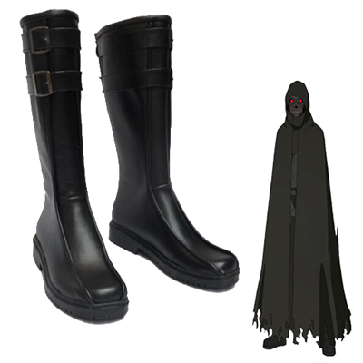 Sword Art Online Phantom Bullet Death gun Cosplay Shoes