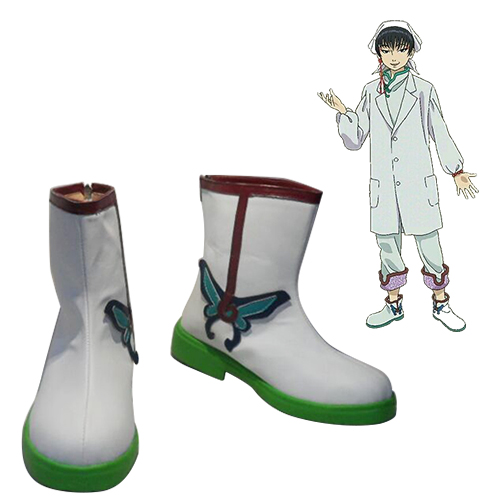 Hozuki\'s Coolheadedness Hakutaku Anime Shoes