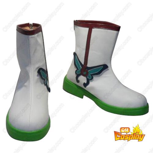 Hozuki\'s Coolheadedness Hakutaku Anime Shoes