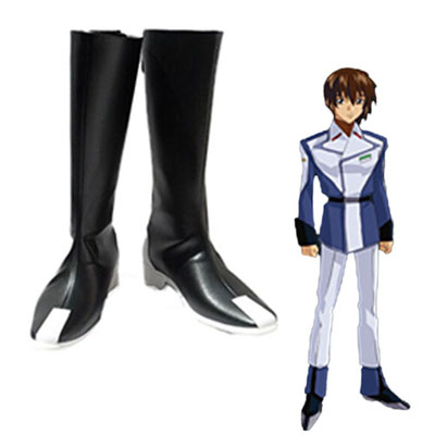Mobile Suit Gundam SEED Kira·Yamato Cosplay Boots UK