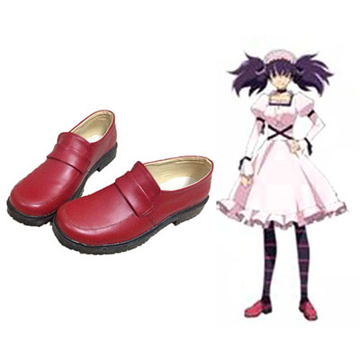Future Diary Uryuu Minene Cosplay Shoes