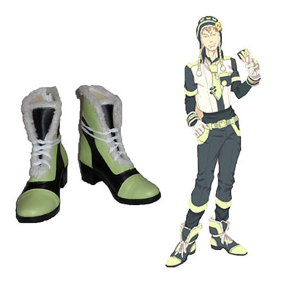 Dramatical Murder Noiz Cosplay Shoes UK