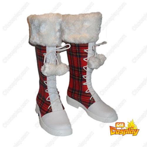 Love Live! Honoka Kousaka Nozomi Tojo Christmas Cosplay Shoes NZ