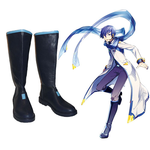 Vocaloid 3 Kaito Cosplay Shoes
