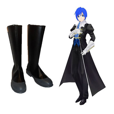 Vocaloid Love is War Kaito Chaussures Carnaval Cosplay