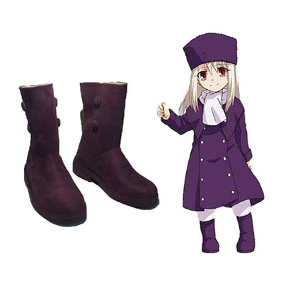 Zapatos Fate/stay night Illyasviel·von·Einzbern Cosplay Botas