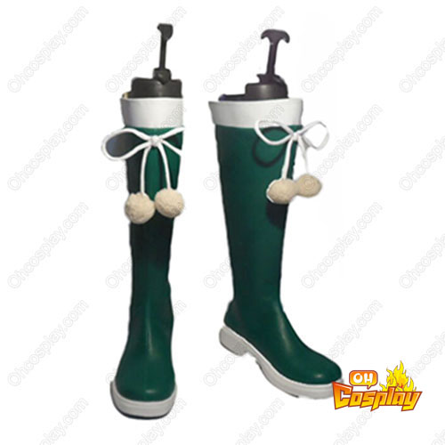 Date A Live Yoshino Faschings Stiefel Cosplay Schuhe