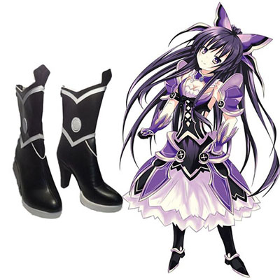 Date A Live Yatogami Tohka Cosplay Shoes UK