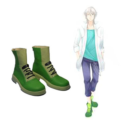 Psycho-Pass Makishima Shogo Cosplay Shoes