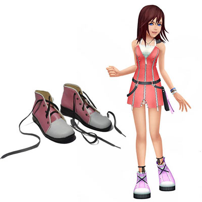 Kingdom Hearts Kair Faschings Stiefel Cosplay Schuhe