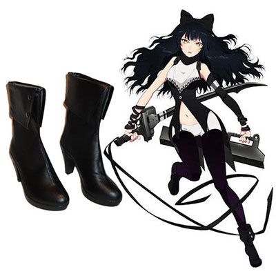 RWBY Blake Belladonna Cosplay Shoes