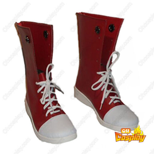 Kagerou Project Enomoto Takane Ene Red Faschings Stiefel Cosplay Schuhe