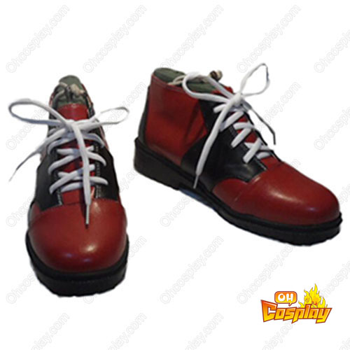 Kagerou Project Kisaragi Shintaro Faschings Stiefel Cosplay Schuhe