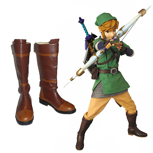 The Legend of Zelda Twilight Princess Link Karneval Skor