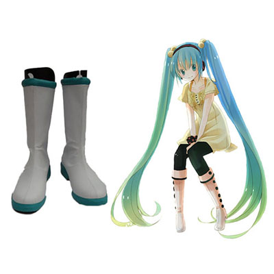 Vocaloid Hatsune Miku Mikuo Cosplay Shoes NZ