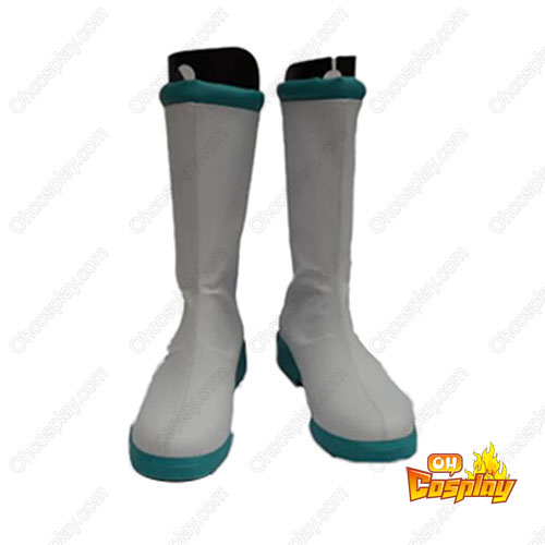 Vocaloid Hatsune Miku Mikuo Cosplay Shoes