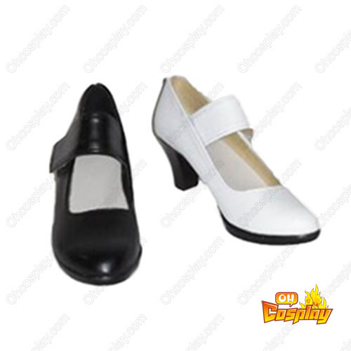 Danganronpa: Trigger Happy Havoc Monokuma Cosplay Shoes