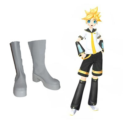 Vocaloid Kagamine Len Cosplay Shoes