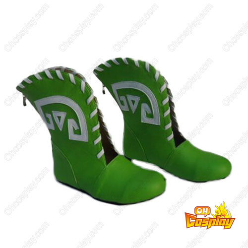Warcraft III: Frozen Throne DotA Tranquil Boots Chaussures Carnaval Cosplay