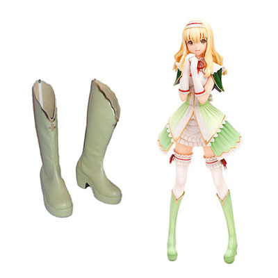Shining Blade Elmina Cosplay Shoes