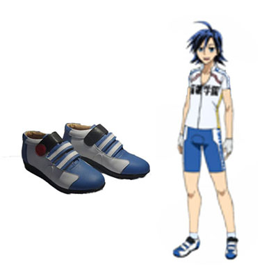 Yowamushi Pedal Manami Sangaku Cosplay Shoes NZ