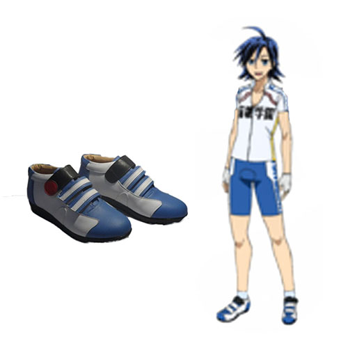 Yowamushi Pedal Manami Sangaku Faschings Stiefel Cosplay Schuhe