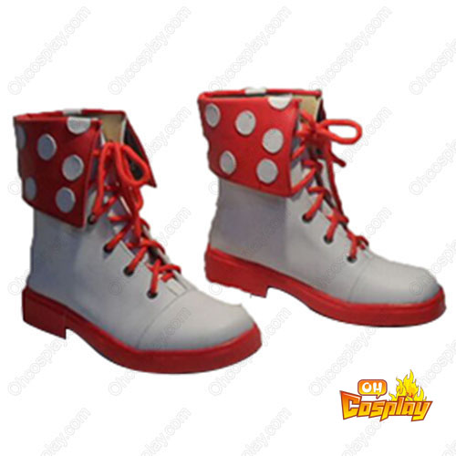 Vocaloid Bko Faschings Stiefel Cosplay Schuhe