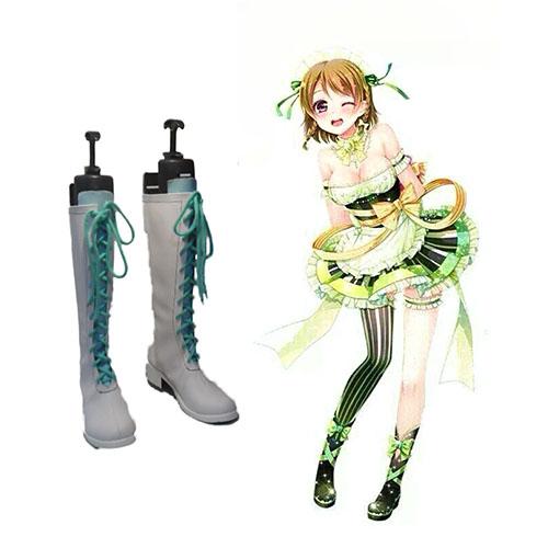 Love Live! Eli Ayase Hanayo Koizumi Faschings Stiefel Cosplay Schuhe