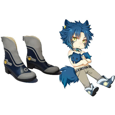 Dramatical Murder Ren Cosplay Shoes UK