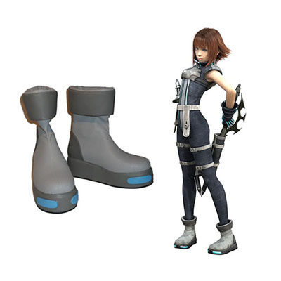 Final Fantasy VII Dirge of Cerberus Shelke Faschings Stiefel Cosplay Schuhe