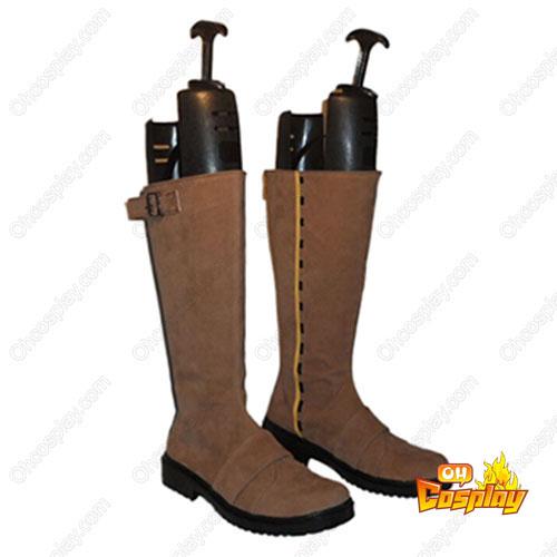 RWBY Yang Xiao Long Faschings Stiefel Cosplay Schuhe