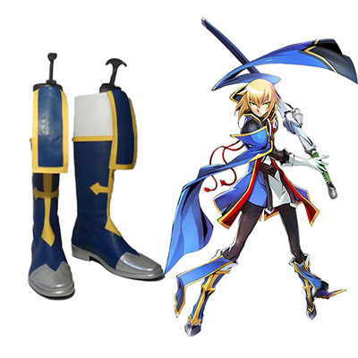 BlazBlue Jin=Kisaragi Cosplay Shoes UK