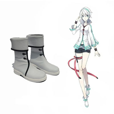 Vocaloid China Panda Family Yan He Cosplay Shoes