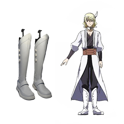 Zapatos Akame ga Kill! Run Cosplay Botas