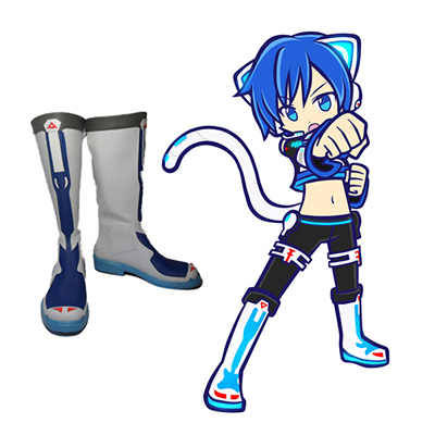 Vocaloid Hatsune Miku: Project DIVA 2ND Kaito Electronic Cat Faschings Manga Stiefel