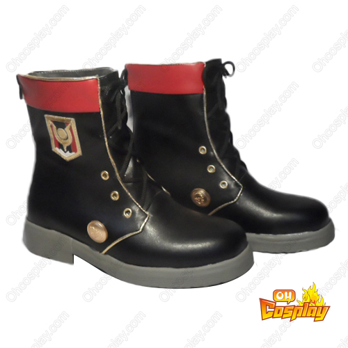 Elsword Aisha El Search Party Faschings Stiefel Cosplay Schuhe