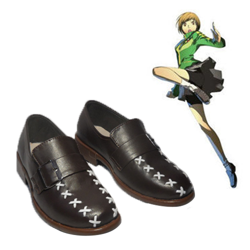 Shin Megami Tensei: Persona 4 Chie Satonaka Sapatos Carnaval