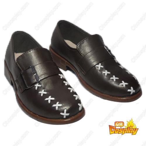 Shin Megami Tensei: Persona 4 Chie Satonaka Chaussures Carnaval Cosplay