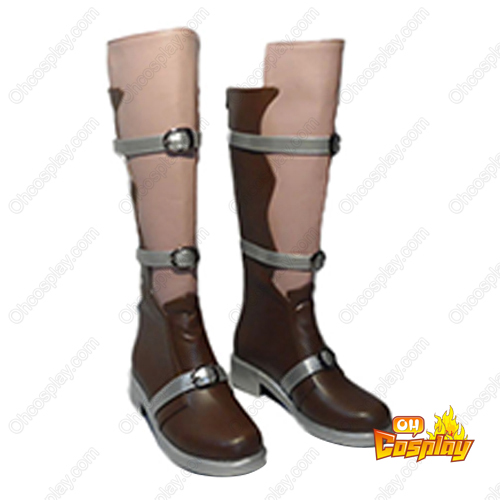 Final Fantasy XIII Eclair Farron Lighting Sapatos Carnaval