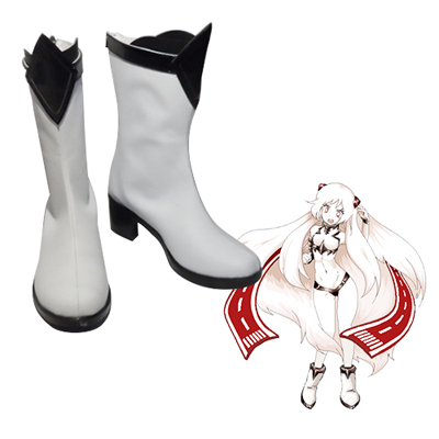Kantai Collection Lycoris Faschings Stiefel Cosplay Schuhe